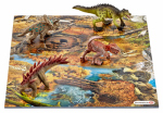 Schleich North America 42331 Mini Dino Marsh Puzzle