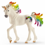 Schleich North America 70525 Rainbow Unicorn Foal