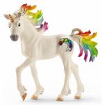 Schleich North America 70525 Rainbow Unicorn Foal