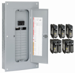 Square D By Schneider Electric HOM2448M100PCVP 100A Load Center Pack
