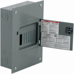 Square D By Schneider Electric QO612L100DF QO 100A Lug Load Center