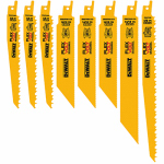 Dewalt Accessories DWAFV48SET 8PC Recip Blade Set