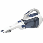 Black & Decker HHVI325JR22 Cordless Handheld Vacuum, Extendable Crevice Tool, Lithium-Ion Battery
