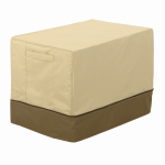 Classic Accessories 55-452-150301-RT WIndow Air Conditioner Cover, Medium