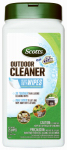 Scotts Lawns 51601 Plus Oxi Clean Outdoor Wipes, 25-Ct.