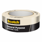 3M 2050-36A Painter's Masking Tape, 36mm x 55m