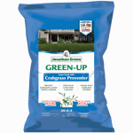 Jonathan Green & Sons 10457 Crabgrass Preventor Plus Green Up Fertilizer,  Covers 15,000 Sq. Ft.