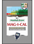 Jonathan Green & Sons 11348 Mag-I-Cal Pelletized Calcium Fertilizer