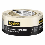 3M 2050-48A Painter's Masking Tape, 48mm x 55m