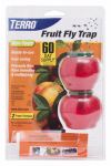 Woodstream T2502 Terro2PK Fruit Fly Trap