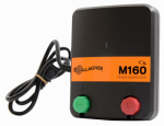 Gallagher North America G330444 Electric Fence Charger, M160, 1.6 Stored Joules, 110-Volt