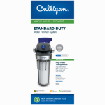 Culligan WH-S200-C Whole-House Sediment Water Filter, 3/4-In. Connection
