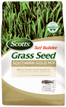 Scotts Lawns 19003 Turf Builder Southern Gold Grass Seed Mix, 20-Lbs.