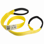Hampton Products-Keeper 02612 Lift Sling, 1-Ply, Flat Loop, 2-In. x 6-Ft.