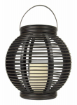 "Orbit Industries MW-T001 13"" Rattan Lantern"