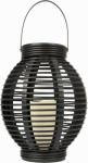 """Orbit Industries MW-T004 12"""" Rattan Lantern"""
