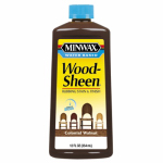 Minwax The 304430000 WATER BASE WOODSHEEN COLONIAL WALNUT 12OZ