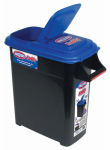 Buddeez 00037B Charcoal Caddy, 8-Gal.