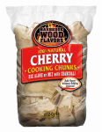 Bwf Enterprises 10180 Barbeque Cherry Wood Chunks, 6-Lbs.