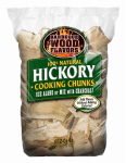 Bwf Enterprises 20001 Barbeque Hickory Wood Chunks, 6-Lbs.