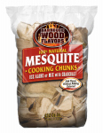 Bwf Enterprises 20033 Barbeque Mesquite Wood Chunks, 6-Lbs.