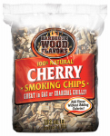 Bwf Enterprises 90303 Barbeque Cherry Wood Chips, 2-Lbs.