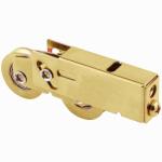 "Prime Line Products 132403 Glass Door Tandem Roller Assembly 1-1/4"" STL"