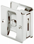 Prime Line Products 161887 Pocket Door Privacy Lock and Pull