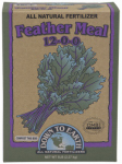 Down To Earth Distributors 07810 Feather Meal, 12-0-0, 5-Lbs.