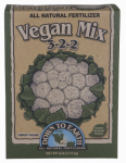 Down To Earth Distributors 07822 Vegan Mix, 3-2-2, 6-Lbs.