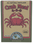 Down To Earth Distributors 07844 Crab Meal 4-3-0, 5-Lbs.