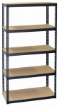 Storage Concepts By Jaken SCB0750D Shelving Unit, 5 Shelves, Steel, 15 x 30 x 60-In.