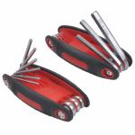 Apex Tool Group-Asia DR61447 Folding Hex Key Set, 2-Pc.