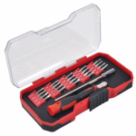 Apex Tool Group-Asia DR160115 22PC PRECISION BITS SET