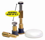 Danco 10770X Zero Cut Bolts Toilet Mounting Bolts