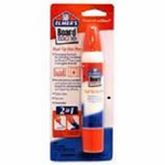 Elmer's Products E140 Board Mate Glue Pen, Dual Tip, 1-oz.