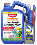Sbm Life Science 704138A All-In-One Lawn Weed/Crabgrass Killer, 1.3-Gal.