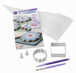 Wilton Industries 2104-7553 Cookie Decorating Book Set