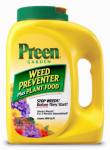 Lebanon Seaboard Seed 21-64053 7LB, Preen Weed Preventer + Plant Fd