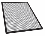 Masterbuilt Mfg 20090115 Smoker Fish and Vegetable Mat, 40-In., 2-Pk.