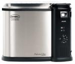 Masterbuilt Mfg 23011615 Indoor Electric Turkey Fryer, XL