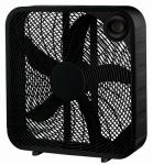 Midea International Trading FB50-16HB Box Fan, Black, 20-In.