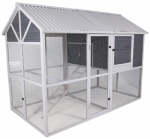 Petmate 7029208D Walk-In Chicken Coop