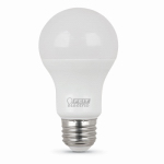 Feit Electric A450/827/10KLED/4 LED Bulbs, Soft White, 6-Watts, 4-Pack