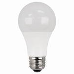 Feit Electric A800/827/10KLED/4 LED Bulbs, Soft White, 9-Watts, 4-Pack