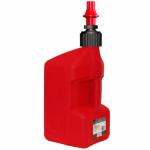 Fair Trails Enterprises TJ1R Gasoline Can, Red, 5-Gal.