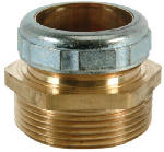 Brass Craft Service Parts 192B 1-1/4-Inch O.D. x 1-1/2-Inch Male Pipe Thread Waste/Trap Connector