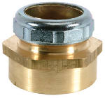 Brass Craft Service Parts 193B 1-1/4-Inch O.D. x 1-1/2-Inch Female Pipe Thread Waste/Trap Connector