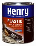 Henry HE204030 Plastic Roof Cement, 1-Qt.