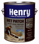 Henry HE208042 1-Gallon 208 Wet Patch Roof Cement